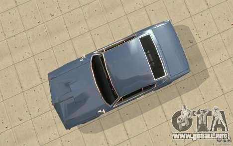 Semental de GTA 4 para la visión correcta GTA San Andreas