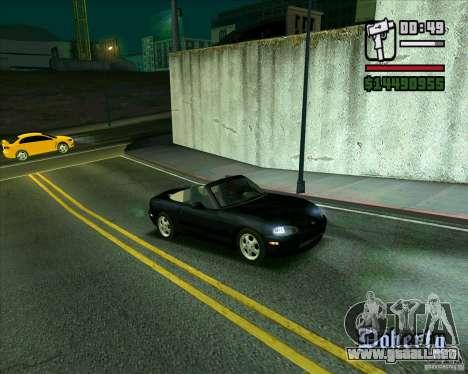Mazda Miata Tunable para GTA San Andreas left