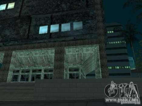 Nuevos rascacielos de texturas LS para GTA San Andreas twelth pantalla