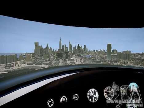 Lo que me asusta el UFO para GTA 4 vista hacia atrás