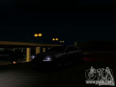 ENB Series by JudasVladislav v2.1 para GTA San Andreas séptima pantalla