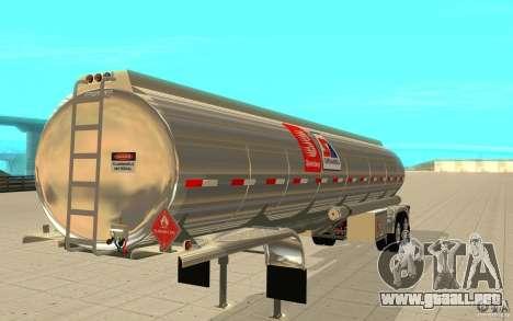 Semi Petrotr para GTA San Andreas left