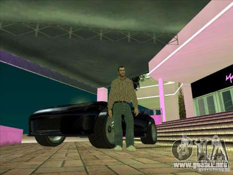 Banshee de gta 4 para visión interna GTA San Andreas