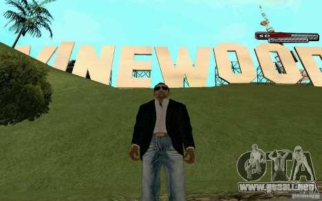 Russian Mafia para GTA San Andreas quinta pantalla