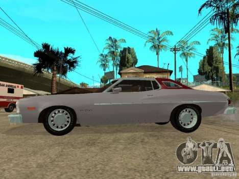 Ford Gran Torino 1976 para GTA San Andreas left