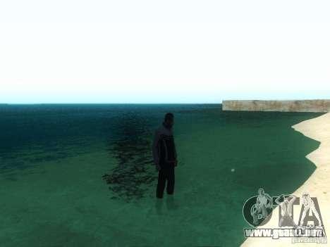 ENBSeries Beta para GTA San Andreas sexta pantalla