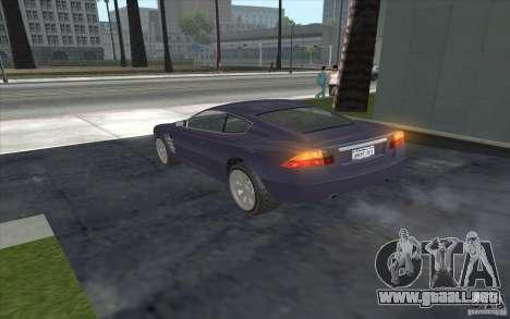 F620 de GTA TBoGT para visión interna GTA San Andreas