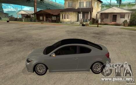 Scion tC - Stock para GTA San Andreas