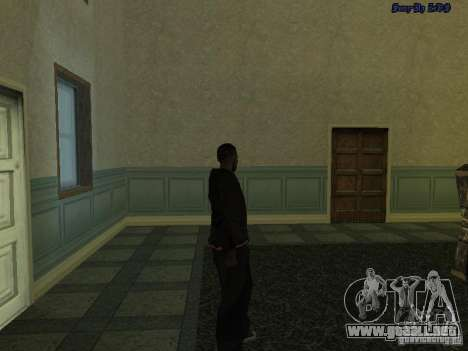 Winter bmyst para GTA San Andreas sucesivamente de pantalla