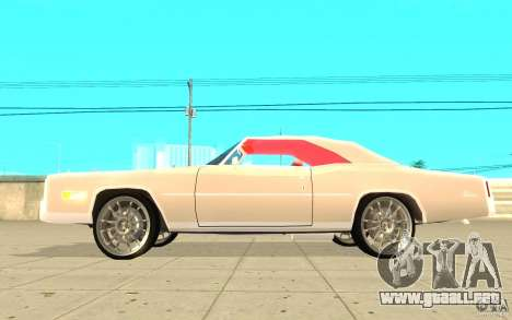 Rim Repack v1 para GTA San Andreas décimo de pantalla