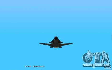 Su-32 Golden Eagle para la visión correcta GTA San Andreas