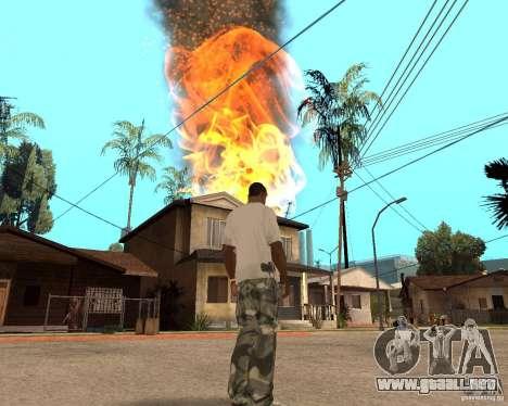 Tornado para GTA San Andreas sexta pantalla