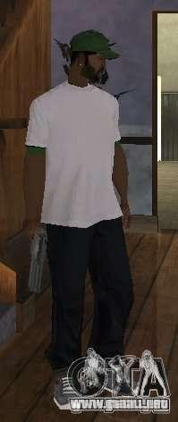 Nuevos aspectos Grove Street para GTA San Andreas sexta pantalla