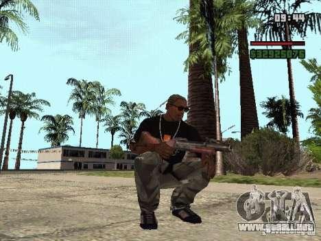 Lanzagranadas para GTA San Andreas