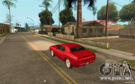 Life para GTA San Andreas novena de pantalla