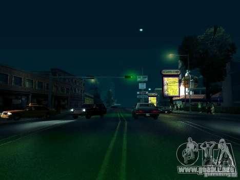 ENBSeries v1 para GTA San Andreas novena de pantalla