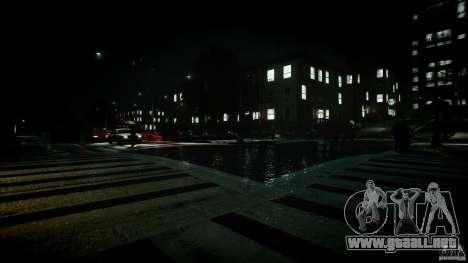 FrostENGINE ENB para GTA 4 décima de pantalla