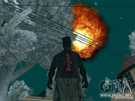 Salut v1 para GTA San Andreas segunda pantalla