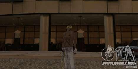 Skin Pack Vagos para GTA San Andreas sucesivamente de pantalla