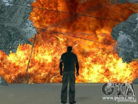Salut v1 para GTA San Andreas séptima pantalla