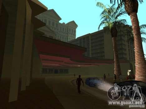 Nuevas texturas para casino Calígula para GTA San Andreas segunda pantalla