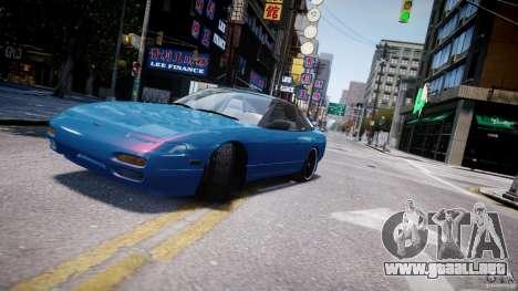 Nissan 240sx v1.0 para GTA 4 vista superior