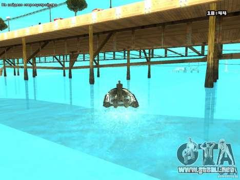 ENB para ordenadores portátiles para GTA San Andreas segunda pantalla