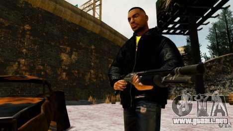 Marshall de Crysis 2 para GTA 4 séptima pantalla