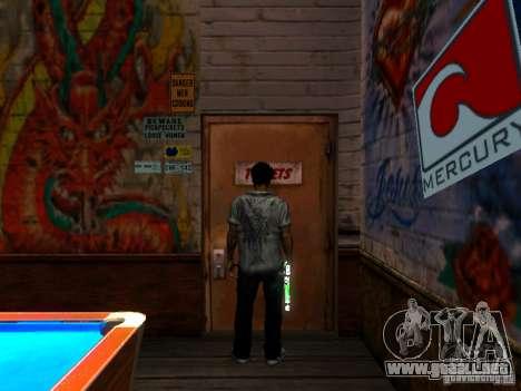 Nuevo dulce para GTA San Andreas segunda pantalla
