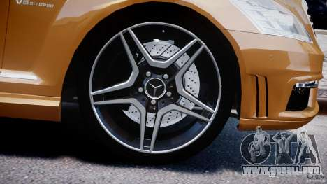 Mercedes-Benz S63 AMG [Final] para GTA motor 4