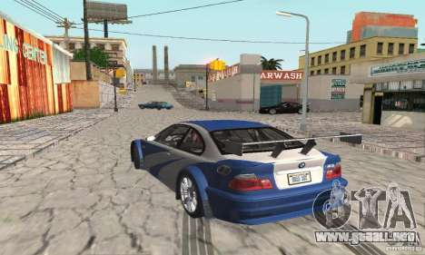 New Groove by hanan2106 para GTA San Andreas undécima de pantalla
