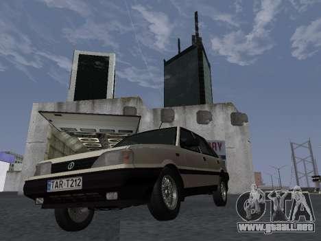 FSO Polonez Atu 1.4 GLI 16v para visión interna GTA San Andreas