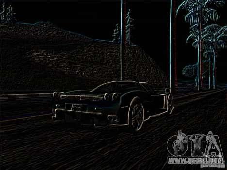 NegOffset Effect para GTA San Andreas sucesivamente de pantalla