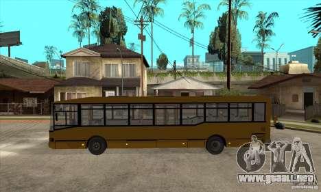 Volzhanin 52702 para GTA San Andreas left