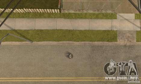 Cámara GTA2 para GTA San Andreas tercera pantalla