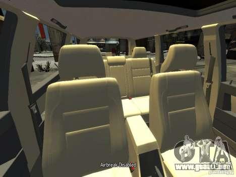 Volvo 850 R 1996 Rims 2 para GTA 4 vista lateral