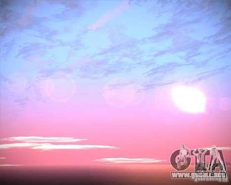 Real Clouds HD para GTA San Andreas twelth pantalla