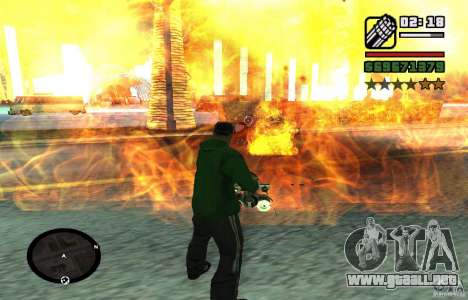 New Effects [HQ] para GTA San Andreas sexta pantalla