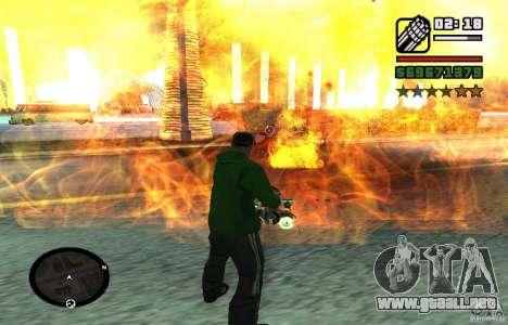 New Effects [HQ] para GTA San Andreas sexta pantalla