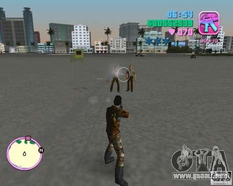 Stalker para GTA Vice City octavo de pantalla