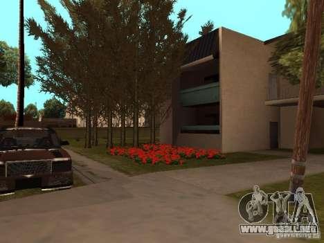 Grand Street para GTA San Andreas sexta pantalla
