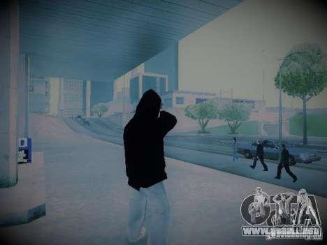 Valera MOD para GTA San Andreas quinta pantalla