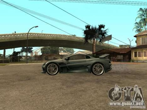 CyborX CD 10.0 XL GT v2.0 para GTA San Andreas left