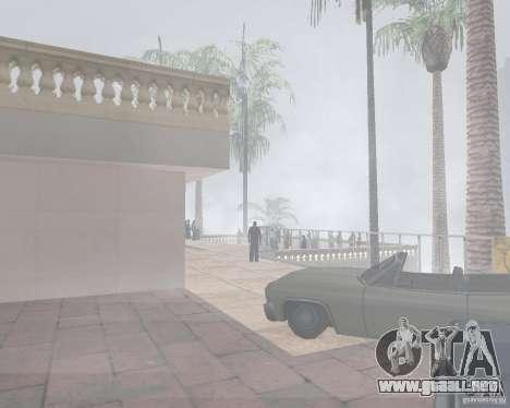Madd Doggs party para GTA San Andreas sexta pantalla