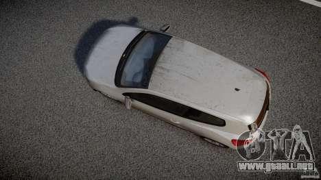 Volkswagen Scirocco III 2008 para GTA 4 ruedas