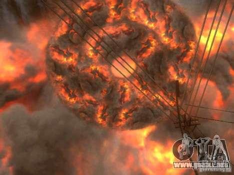 Atomic Bomb para GTA San Andreas
