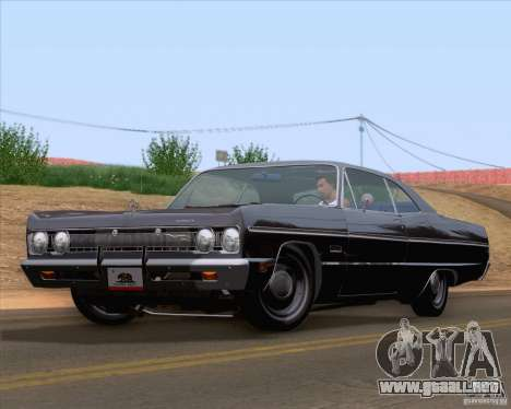ENBSeries by ibilnaz v 3.0 para GTA San Andreas décimo de pantalla
