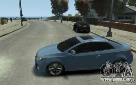 Kia Forte Koup SX para GTA 4 left
