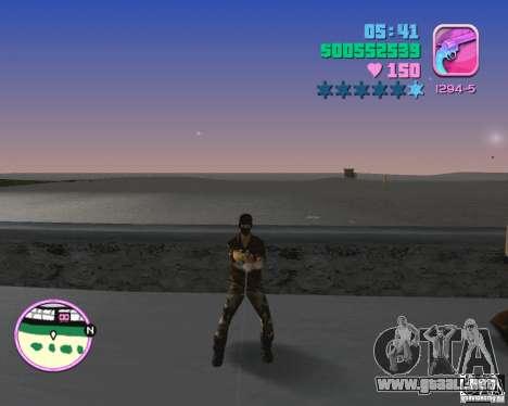 Stalker para GTA Vice City sucesivamente de pantalla