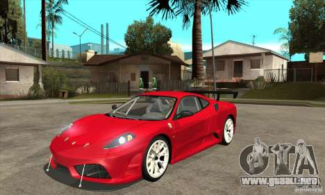 Ferrari F430 Scuderia 2007 FM3 para GTA San Andreas
